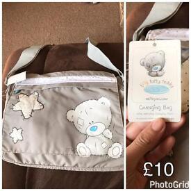 Tatty Teddy changing bag