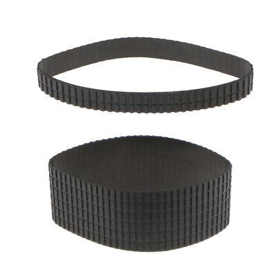 Objektiv Zoom + Fokus Gummiring Reparatur Ersatz für Tamron 24 70mm f / 2.8