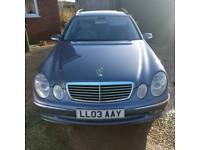 Mercedes e270 avantgarde 7 seats. stunning example.