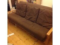 Futon Company 3 Seater Sofabed