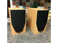 Mission M71i bookshelf speakers