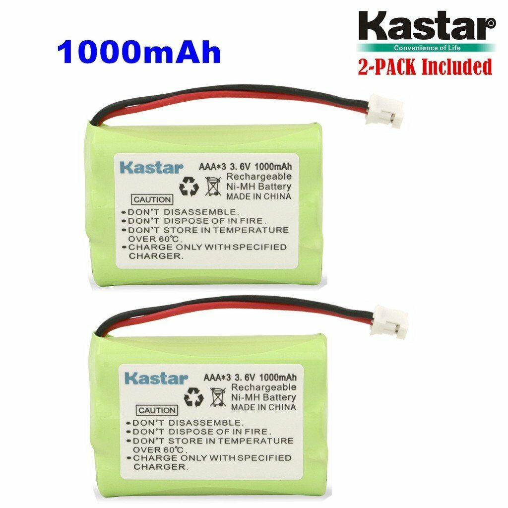 2 X Baby Monitor Battery For Motorola MBP33 36 and Graco