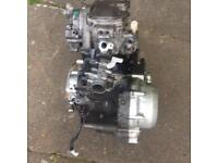 Yamaha r125 engine