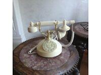 Antique styled telephone
