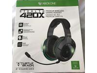Xbox one Turtle beach 420x headset
