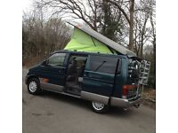 HI SPEC MAZDA BONGO 2.5 TD DAY CAMPER VAN/ MPV SURF BUS/BRAND NEW KITCHEN /SERVICE HISTORY/LOW