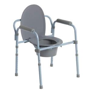 New in Box Commode - Adjustable Height - New