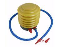 Job Lot/Wholesale 200 x Small Portable Air Pump For Pool Ring Inflatable Raft Toys