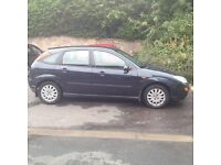 Ford Focus 1.6 petrol no Mot full service history must go by weekend £200 Ono .