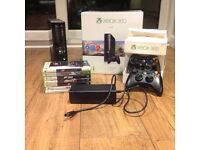 Xbox 360 4GB Black includes all accessories 18 months old as new