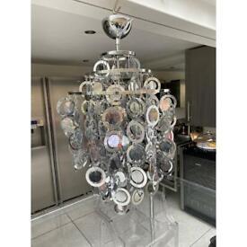 1970s chandelier