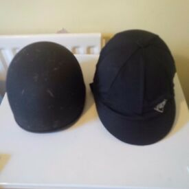 horse riding hat / skull cap / Charles & Owen