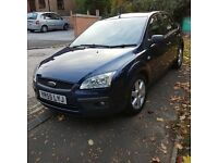 **WOW LOOK** FORD FOCUS 1.6 SPORT**5 DR**LONG MOT UNTIL SEPT 2017** 2 KEYS**PSH**BE QUICK AS WILL GO