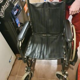 Free Wheelchair to sum one in need good condition