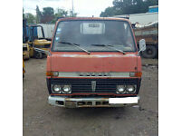 Left hand drive Toyota Dyna 200 / BU20L 3.5 Ton single wheel truck.