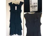 All new with tags 6 ladies dresses and 5 tops size 12