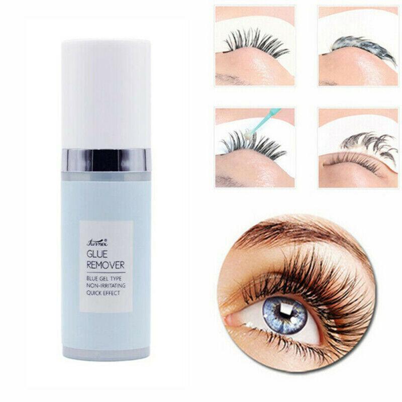 FUNMIX 15g Eyelash Glue Remover Blue Fragrance Eye Lashes Ad