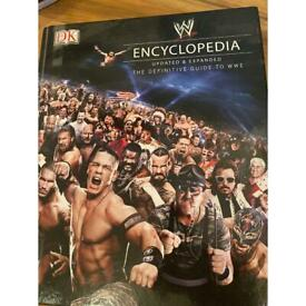 Wwe Complete encyclopaedia from the 1960-2012