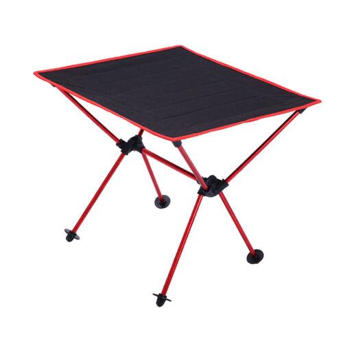 Zusammenklappbarer Klappbar Tisch tragbar Camping Picknick Grill Tisch