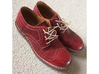 Ladies Fly brogues size 8
