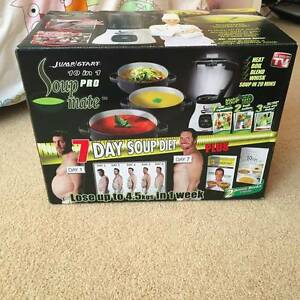 Soup Mate Pro - Brand New, unused, original packaging Yagoona Bankstown Area Preview