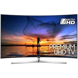 "SAMSUNG UE49MU9000 49"" Smart 4K Ultra HD HDR Curved LED TV - WARRANTY"