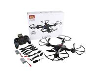 Holy Stone F181 RC Quadcopter Drone with HD Camera Black