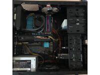 Gaming PC – GTX 1050ti – 16GB DDR3