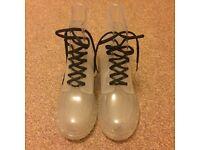 Rain boots size 39