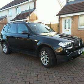 Bmw x3 , swaps possible for pick up or newer mini
