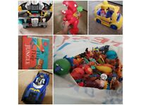 Great condition toys and other bits