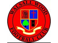 Walsallwood ladies Football team sponsorship