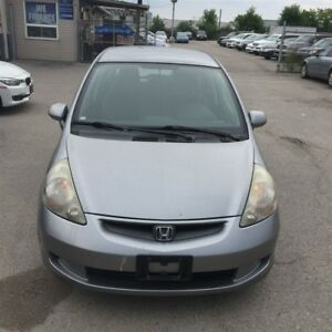 2007 Honda Fit LX| No accidents| One Owner|Gas saver
