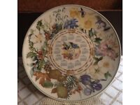 Wedgwood Collectors Plate 2003 Year.