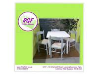 SALE NOW ON!! Dining Table and 4 Chairs Set- Can Deliver For £19