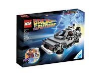 Lego CUUSOO Delorean 21103 - Back to the Future - BNSIB