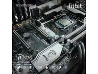 MSI Z170A Krait Gaming - Socket 1151 Intel Motherboard