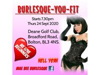 New Burlesque-You-Fit Class