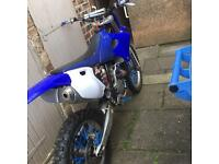 Wrf/yzf 250 SWAP FOR TRANSIT VAN MUST HAVE MOT