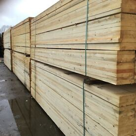Scaffold style boards 3.9m planters/ timber/wood