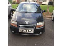 My wife's car for sale as we going on holiday for 5 month