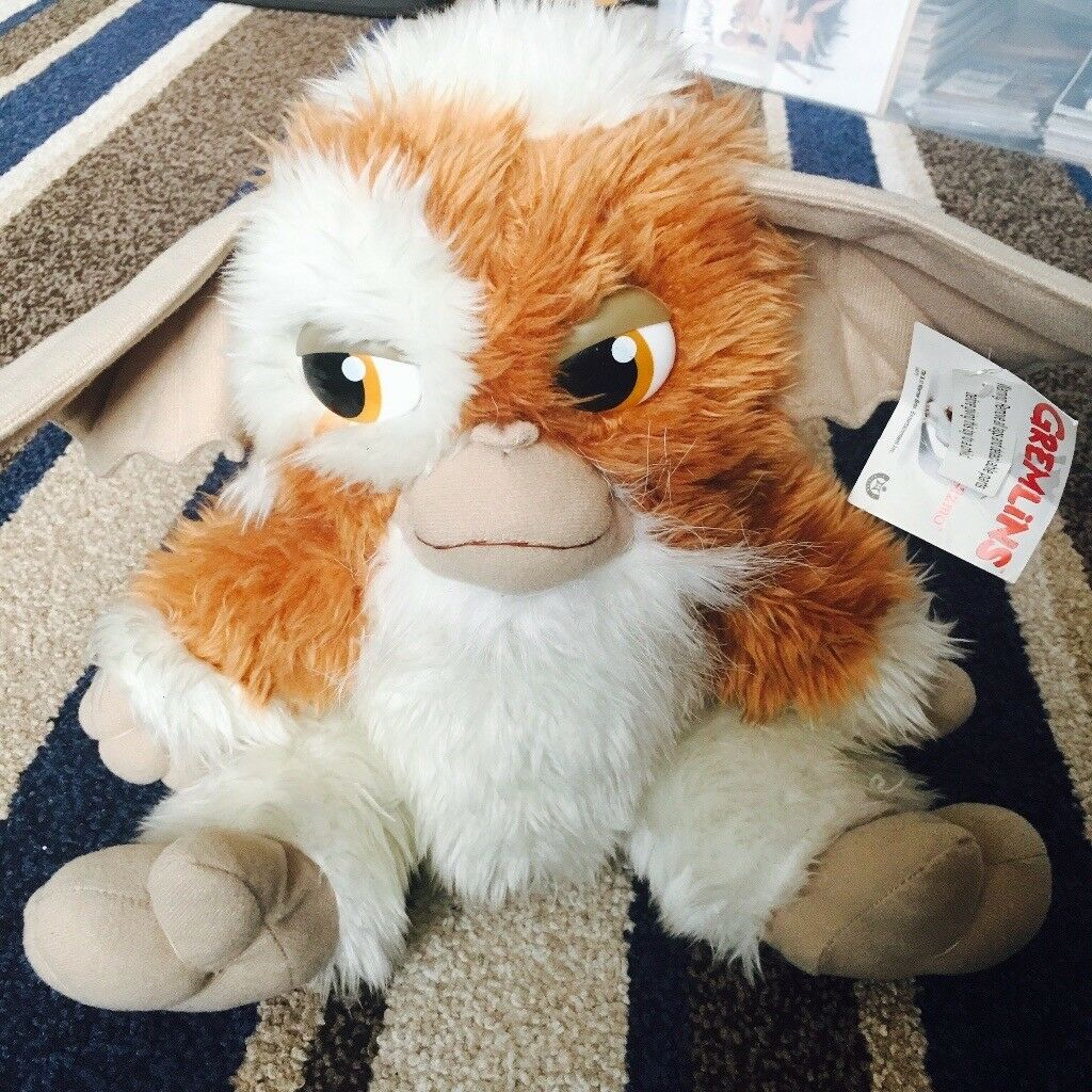 Gremlins Gizmo Soft Toy (still has tag)
