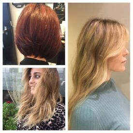 Hairdresser in your home!! book now !!