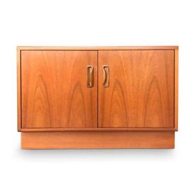 Gplan cabinet for sale. Matching retro Fresco sideboard and Table also available
