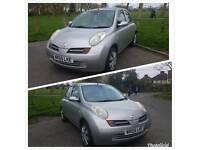 Nissan Micra low mileage 63000