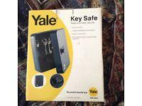 Yale Key Safe keep your keys secure the world's favorite lock