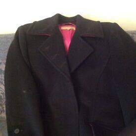 Paul Costelloe black coat