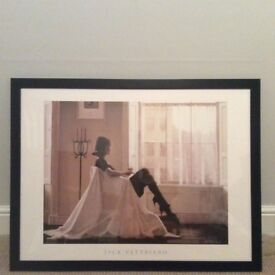 Jack Vettriano 'In Thoughts Of You' Framed Print
