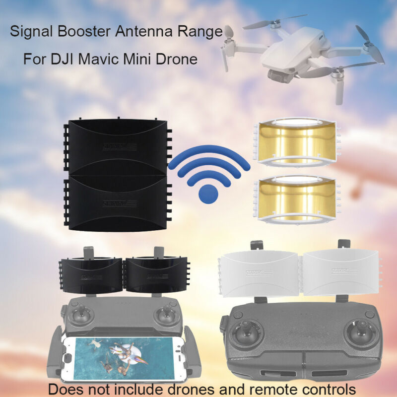 Universal Antenna Signal Booster Range Extender For DJI Mavi