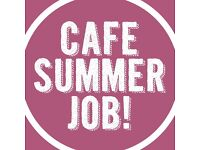 Bournemouth Gardens - Cafe SUMMER Job
